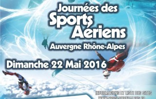 journee sport aerien le versoud