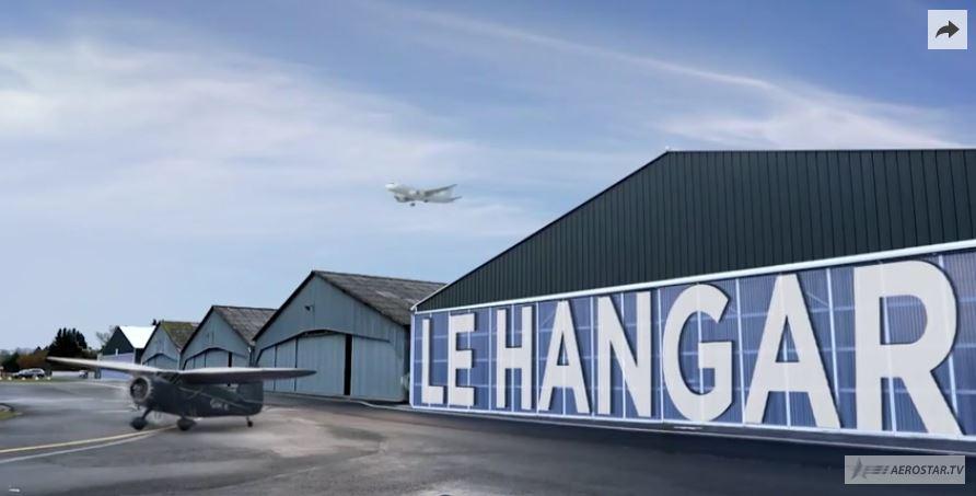 aerostar emission le hangar