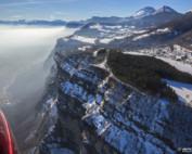 St Hilaire du Touvet sur le plateau des Petites Roches
